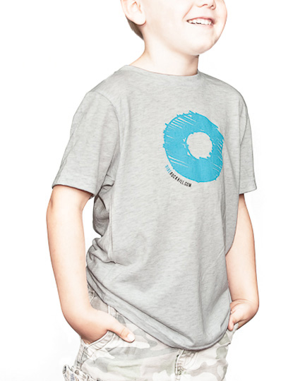 Kid's Grey T-Shirt