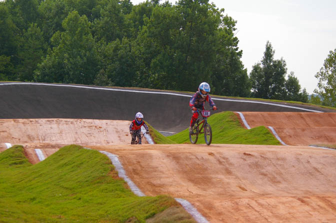 In Pictures: The BMX Supercross Grand Opening